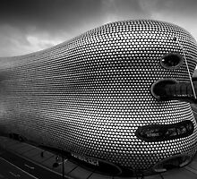 Selfridges Building Birmingham by igotmeacanon