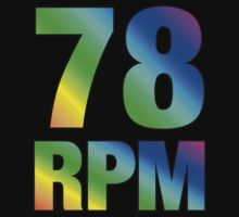 Colorful 78 RPM by vikisa
