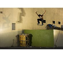 Jean-Marc Johannes, Switch 180 off Loading Dock, Cape Town, South Africa Photographic Print