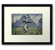 The Sound Of Yolo Trooper Framed Print
