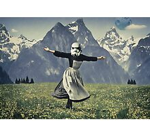 The Sound Of Yolo Trooper Photographic Print