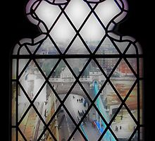 Tower Bridge Window by A90Six