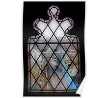 Tower Bridge Window Poster