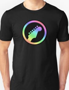 Colorful  Electric Guitar  T-Shirt