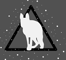 edited mammal in a triangle by Suicun3