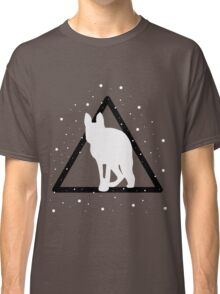 edited mammal in a triangle Classic T-Shirt
