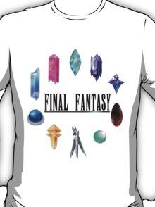 Crystals United T-Shirt