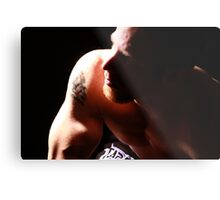 Muscles Series Metal Print