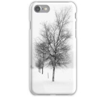 Pure White iPhone Case/Skin