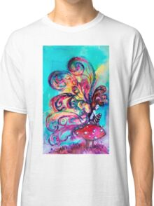 SMALL ELF OF MUSHROOMS Classic T-Shirt