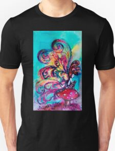 SMALL ELF OF MUSHROOMS Unisex T-Shirt