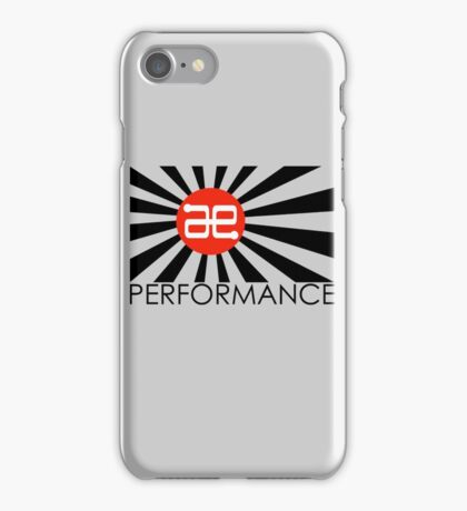 Always Evolving Performance iPhone Case/Skin
