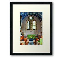 St. Mary's Church Framed Print