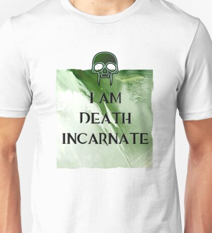 I am Death Unisex T-Shirt