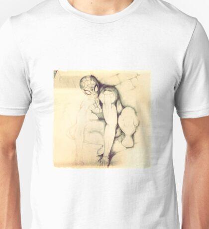 Vintage spider Unisex T-Shirt