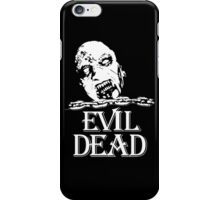 Vintage Evil Dead iPhone Case/Skin