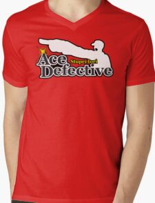 Stupei Iori: Ace Defective Mens V-Neck T-Shirt