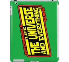 Hitchhiker's Guide Strikes Back iPad Case/Skin