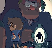 """Gravity Falls - """"Everything Is Different Now"""" by SirOrin"""
