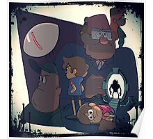 """Gravity Falls - """"Everything Is Different Now"""" Poster"""