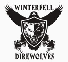 Winterfell Direwolves by Iconic-Images