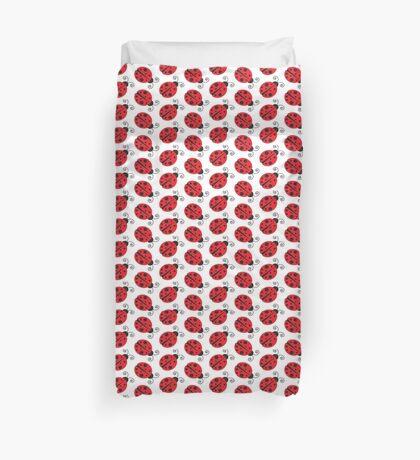 Ladybugs Duvet Cover