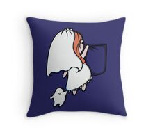Pocket Donna Throw Pillow