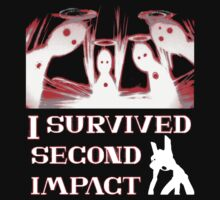 Second Impact Survivor T-Shirt