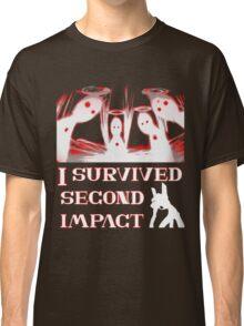 Second Impact Survivor Classic T-Shirt