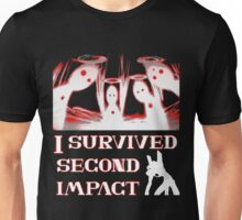 Second Impact Survivor Unisex T-Shirt