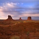 3 Buttes by Andrew Murrell
