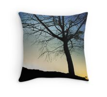 Twilight Hurst Throw Pillow