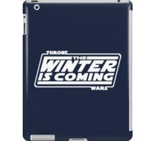 Thone Wars - Winter Is Coming iPad Case/Skin