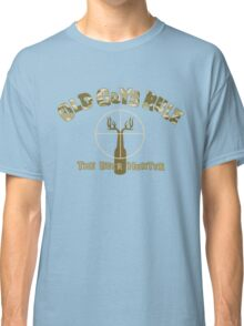 Old Guys Rule The Beer Hunter Classic T-Shirt