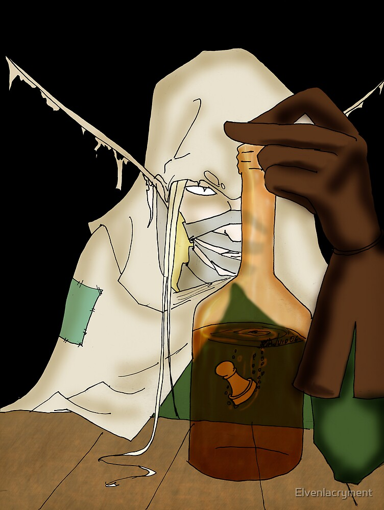 Drinking Games by Elvenlacryment