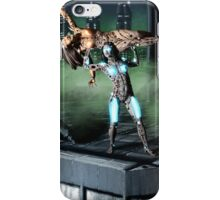 Cyberpunk Painting 050 iPhone Case/Skin