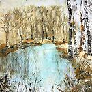 Lyveden New Bield by Kay Clark