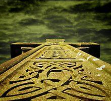 Celtic Cross by Milan Hartney