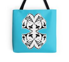 Masks Tote Bag