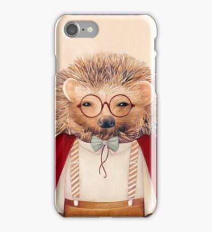 Harry Hedgehog iPhone Case/Skin