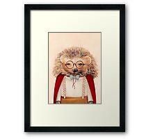 Harry Hedgehog Framed Print