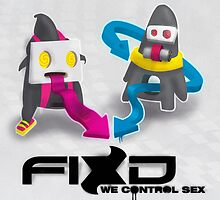 FIXD CD Comp - number one by o0OdemocrazyO0o