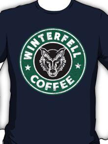 Winterfell Coffee T-Shirt