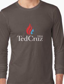Ted Cruz President 2016 Long Sleeve T-Shirt