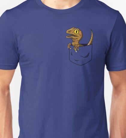 Pocket Raptor T-Shirt Unisex T-Shirt
