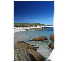 Cape Leewin, Augusta Western Australia Poster