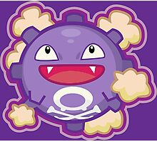 Koffing Photographic Print