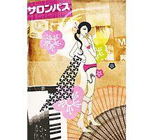 Shibuya Girl (the 2nd coming) Photographic Print