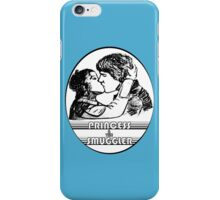 Princess & The Smuggler iPhone Case/Skin