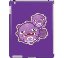 Weezing iPad Case/Skin
